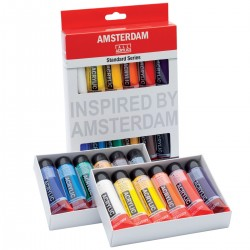 Amsterdam, Sets di Colori Acrilici 20 ml