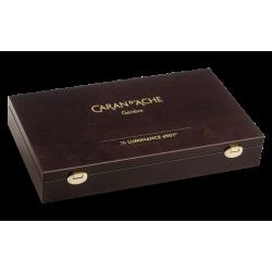 Caran D'ache, Cofanetto 80 Luminance + Accessori