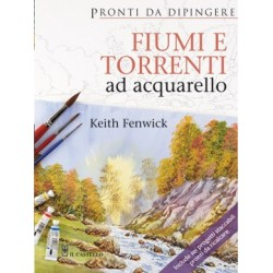 Fiumi e torrenti ad acquarello