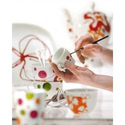 Pébéo, Porcelain 150, Kit Scoperta 12 x 20ml
