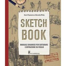 Sketch Book, Manuale Dinamico per Catturare l'Ispirazione sul Foglio