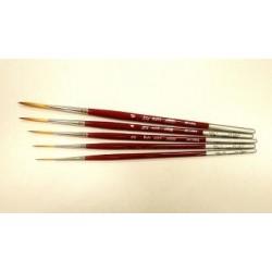 Pennello sintetico Liner S.8455 IRIS