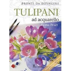 Pronti da Dipingere, Tulipani ad Acquarello