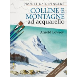 COLLINE E MONTAGNE AD ACQUERELLO