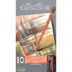 Cretacolor, Artino Drawing Set da 10pz.