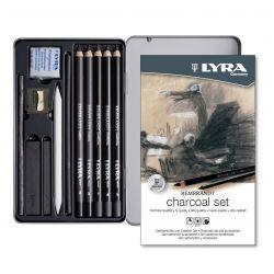 Lyra, Charcoal Set