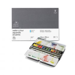 Winsor&Newton, Kit Acquerello Extrafine