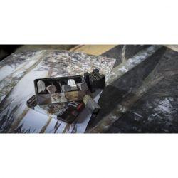 Derwent XL Charcoal, Cofanetto 6 Blocchi di Carboncino