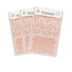 Tommy Art, Stencil Dolci Parole