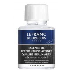 Lefranc Bourgeois, Essenza di Trementina Raffinata