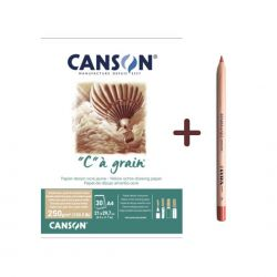 "Canson® ""C"" à Grain, Kit Ocra"