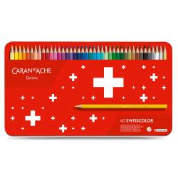 Caran D'Ache, Swiss Color, Confezioni di Matite Acquerellabili