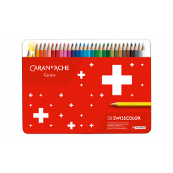 Set Matite da disegno Colorate Caran D'Ache Swiss Color