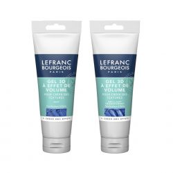 Lefranc Bourgeois, Gel 3D
