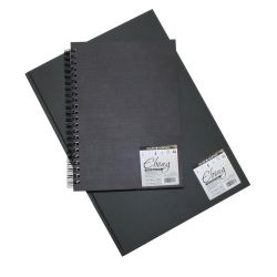 Daler Rowney, Ebony Black Sketchbooks