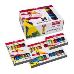 Amsterdam, Set di Colori Acrilici da 20 ml