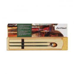 Da Vinci Nova, Confezione di Pennelli per Olio e Acrilico