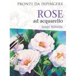 Rose ad acquerello
