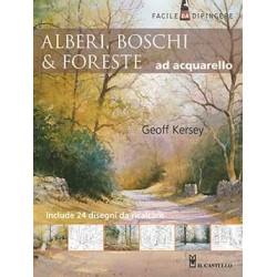 Alberi, Boschi e Foreste ad acquerello