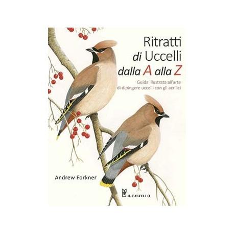 Ritratti di uccelli dalla A alla Z