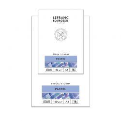 Blocco Carta Pastello Lefranc Bourgeois