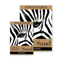 Carta da Disegno Fabriano Toned Paper Sand 120gr.