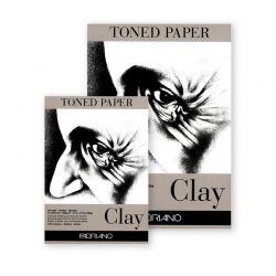 Carta da Disegno Fabriano Toned Paper Clay 120gr.