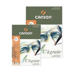 """Blocco Disegno Canson """"C"""" à Grain 180gr."""