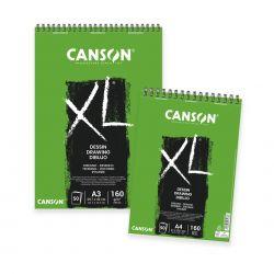 Canson XL Dessin Carta da Disegno 160gr.