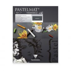 Pastelmat Clairefontaine Blocco n°6, 360gr.
