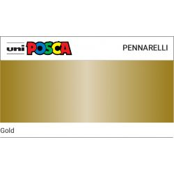 Uniposca Colori Pennarello Punta Extrafine 0.7mm