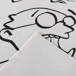 Carta da Disegno Blocco Canson Illustration, 250gr.