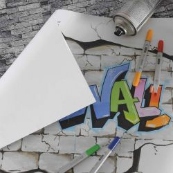 Carta per Marker Canson The Wall, 220gr