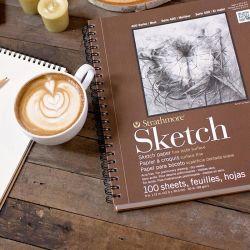Blocco Schizzi Strathmore Serie 400 Sketch