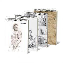Blocco da Disegno Artwork Pad Sketch, 120gr.