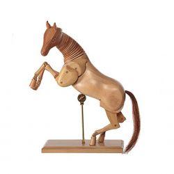 Modellini da Disegno Cavallo Tintoretto