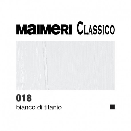 Maimeri Classico, Colori a Olio, 200ml