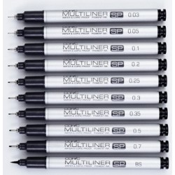 Copic, Multiliner SP