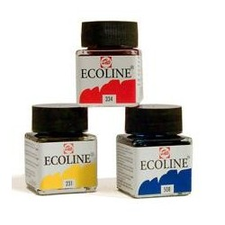 Ecoline, Acquerello Liquido, 30ml