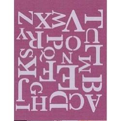 Stencil Lettere