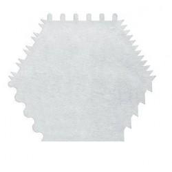 Pettine in acciaio - COMB 06A