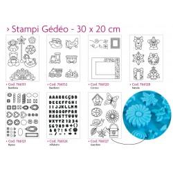 Pebeo, Gedeo, Stampi 20 x 30 cm