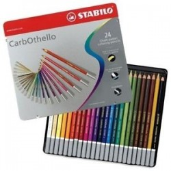 Conf. 24 pz Stabilo Carbothello