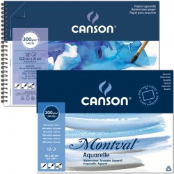 Canson® Montval c/spirale