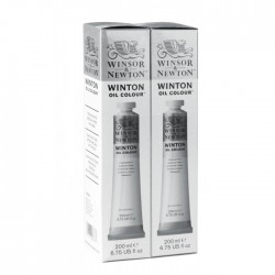 Winsor&Newton, Winton Twin Pack, Bianco Titanio