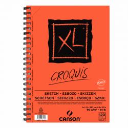 Canson® XL Croquis - spirale lato lungo