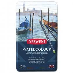Derwent Watercolour, Confezioni in Metallo