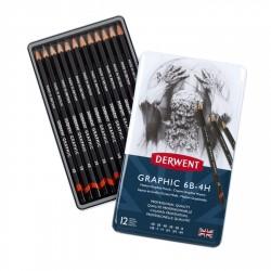 Derwent Graphic, Confezioni in Metallo