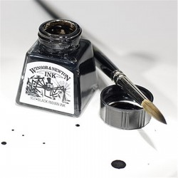 W&N Drawing Ink - Inchiostri di China