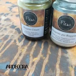 Fleur, Effetto Ruggine Chiara + Reagente